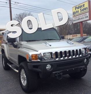 2007 Hummer H3 SUV  city NC  Palace Auto Sales   in Charlotte, NC