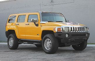 2007 Hummer H3 SUV Hollywood, Florida 1
