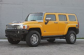 2007 Hummer H3 SUV Hollywood, Florida 22