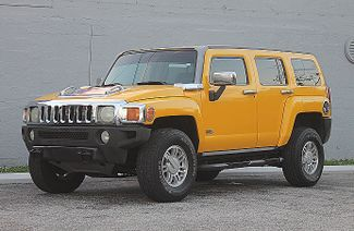 2007 Hummer H3 SUV Hollywood, Florida 10