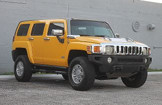 2007 Hummer H3 SUV Hollywood, Florida 42