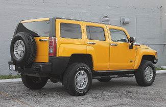 2007 Hummer H3 SUV Hollywood, Florida 4