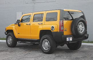 2007 Hummer H3 SUV Hollywood, Florida 7
