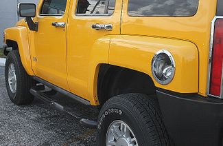 2007 Hummer H3 SUV Hollywood, Florida 8
