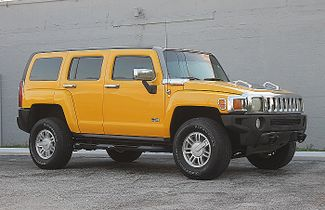 2007 Hummer H3 SUV Hollywood, Florida 13