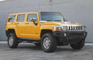 2007 Hummer H3 SUV Hollywood, Florida 49