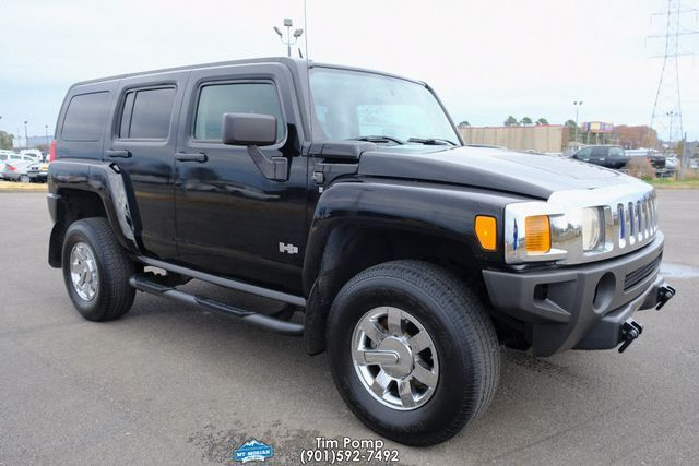 2007 Hummer H3 in Memphis Tennessee