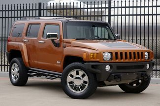 2007 Hummer H3 SUV* 4x4*Leather* Sunroof* only 75k MI* EZ Finance   Plano, TX   Carrick's Autos in Plano TX