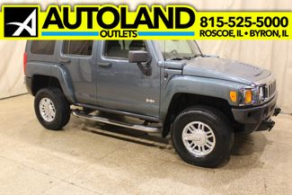 2007 Hummer H3 SUV in Roscoe, IL 61073