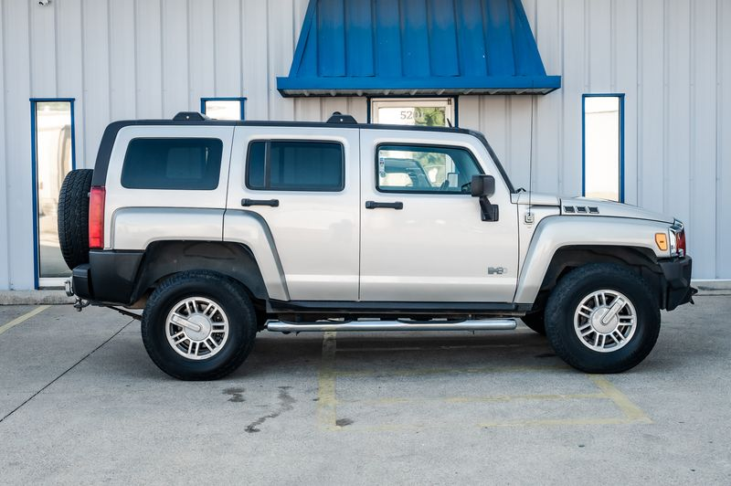 2007 Hummer H3 3.7L LUX PKG 4X4 LEATHER 1-OWNER CLEAN CARFAX in Rowlett, Texas