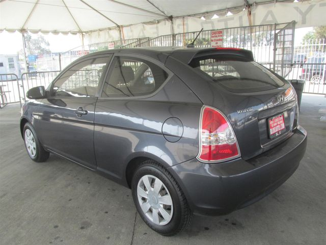 2007 Hyundai Accent GS Gardena, California 1