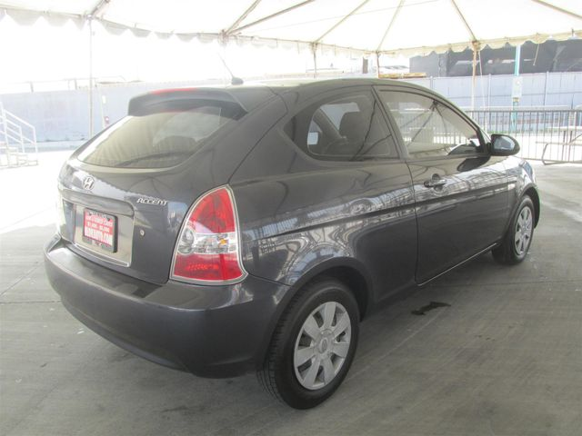 2007 Hyundai Accent GS Gardena, California 2