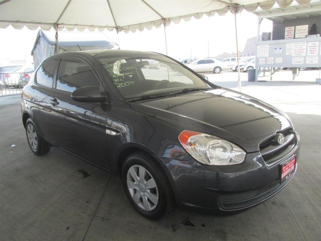 2007 Hyundai Accent GS Gardena, California 3
