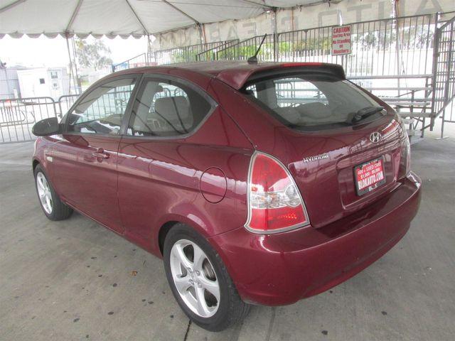 2007 Hyundai Accent SE Gardena, California 1