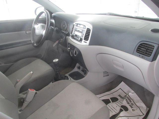 2007 Hyundai Accent SE Gardena, California 8