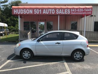 2007 Hyundai Accent GS | Myrtle Beach, South Carolina | Hudson Auto Sales in Myrtle Beach South Carolina