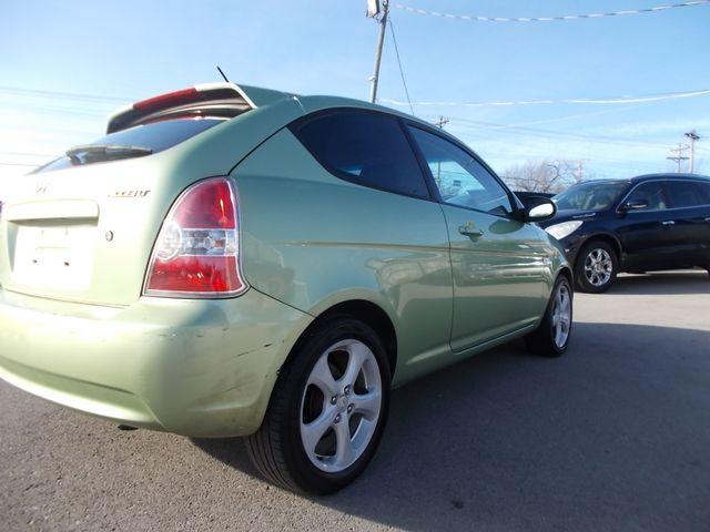 2007 Hyundai Accent SE Shelbyville, TN 11