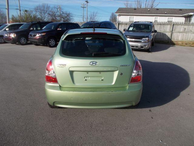 2007 Hyundai Accent SE Shelbyville, TN 13