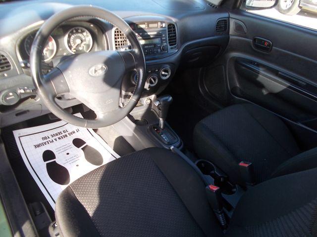 2007 Hyundai Accent SE Shelbyville, TN 21
