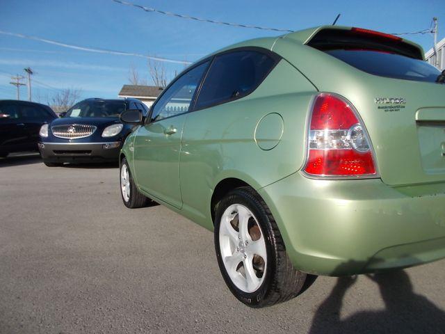2007 Hyundai Accent SE Shelbyville, TN 3