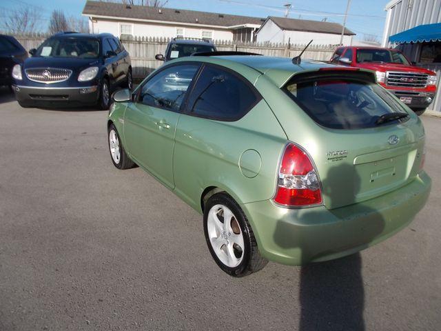 2007 Hyundai Accent SE Shelbyville, TN 4