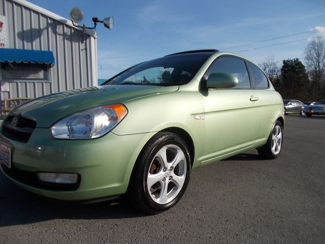 2007 Hyundai Accent SE Shelbyville, TN 5