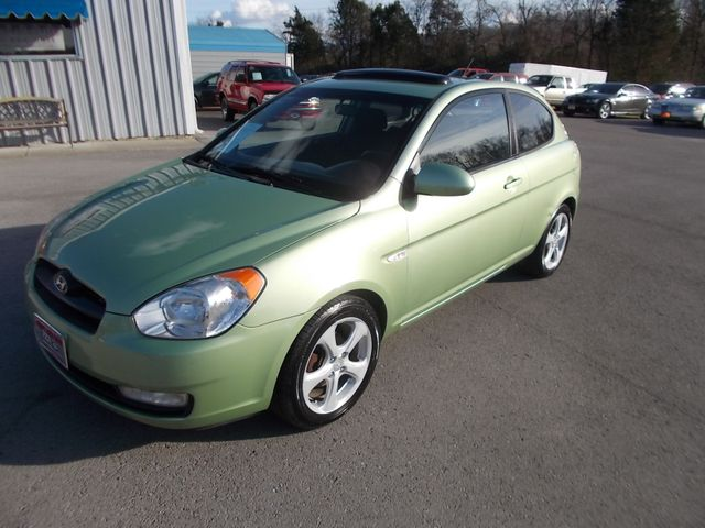 2007 Hyundai Accent SE Shelbyville, TN 6