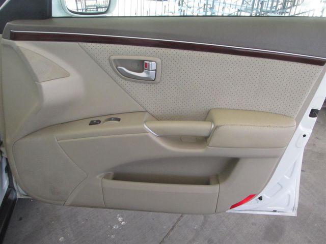 2007 Hyundai Azera SE Gardena, California 12
