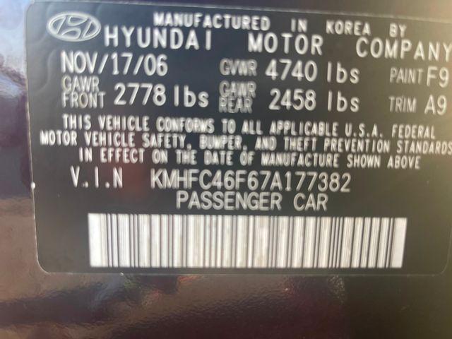 2007 Hyundai Azera SE Memphis, Tennessee 12