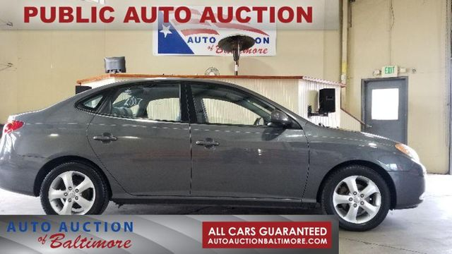 2007 Hyundai ELANTRA  | JOPPA, MD | Auto Auction of Baltimore  in Joppa MD