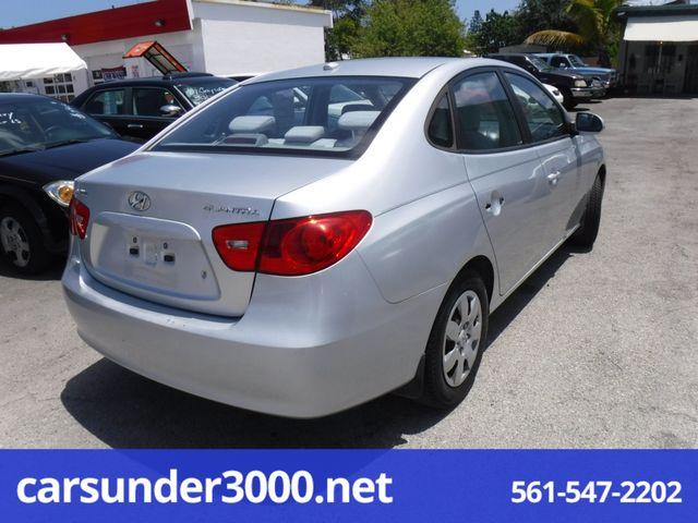2007 Hyundai Elantra GLS Lake Worth , Florida 2