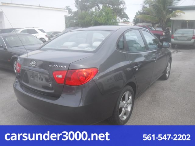 2007 Hyundai Elantra GLS Lake Worth , Florida 4