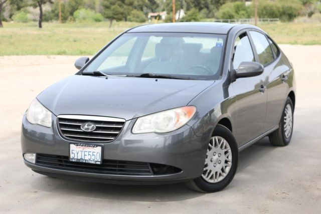 2007 Hyundai Elantra GLS Santa Clarita, CA 4