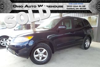 2007 Hyundai Santa Fe GLS 67K LOW MILES Clean Carfax We Finance | Canton, Ohio | Ohio Auto Warehouse LLC in Canton Ohio