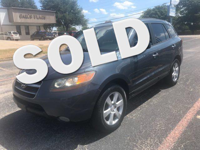 2007 Hyundai Santa Fe Limited w/XM | Ft. Worth, TX | Auto World Sales LLC in Fort Worth TX