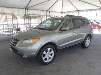 2007 Hyundai Santa Fe Limited w/XM Gardena, California