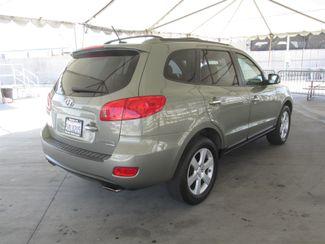 2007 Hyundai Santa Fe Limited w/XM Gardena, California 2