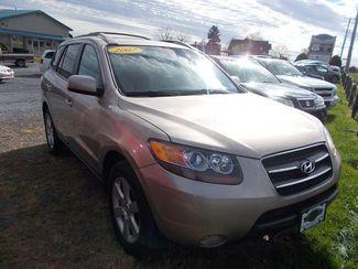 2007 Hyundai Santa Fe Limited in Harrisonburg VA, 22801