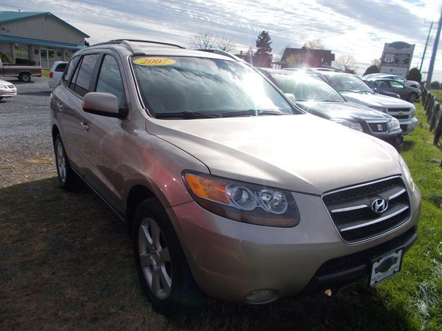 2007 Hyundai Santa Fe Limited in Harrisonburg VA, 22801