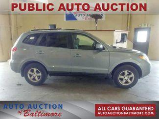 2007 Hyundai SANTA FE  | JOPPA, MD | Auto Auction of Baltimore  in Joppa MD