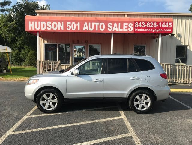 2007 Hyundai Santa Fe in Myrtle Beach South Carolina
