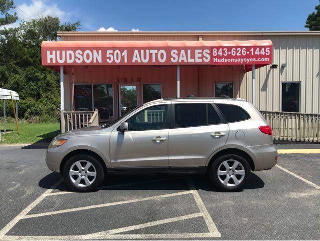 2007 Hyundai Santa Fe SE | Myrtle Beach, South Carolina | Hudson Auto Sales in Myrtle Beach South Carolina