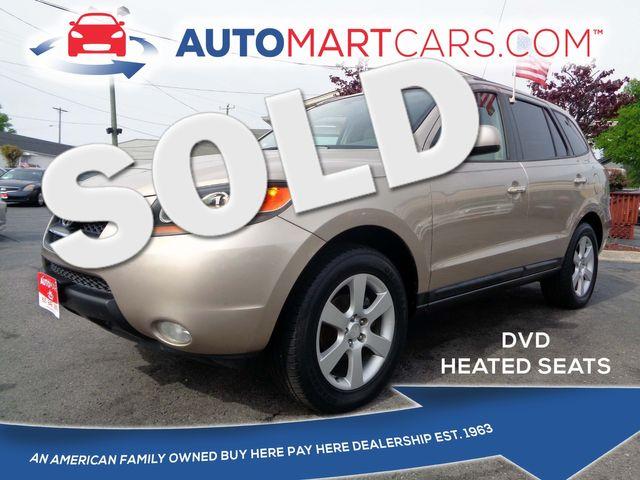 2007 Hyundai Santa Fe Limited | Nashville, Tennessee | Auto Mart Used Cars Inc. in Nashville Tennessee