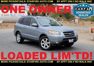 2007 Hyundai Santa Fe Limited Santa Clarita, CA