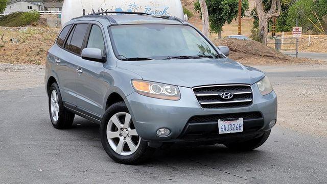 2007 Hyundai Santa Fe Limited Santa Clarita, CA 3