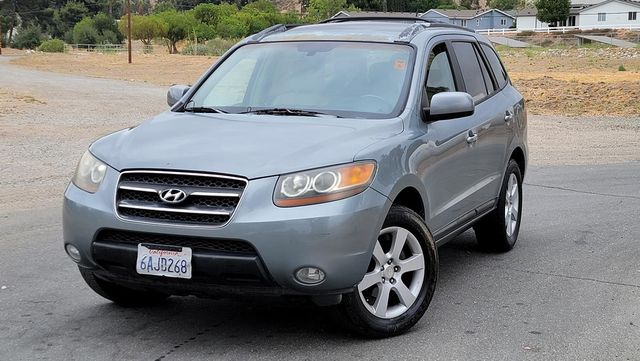 2007 Hyundai Santa Fe Limited Santa Clarita, CA 4