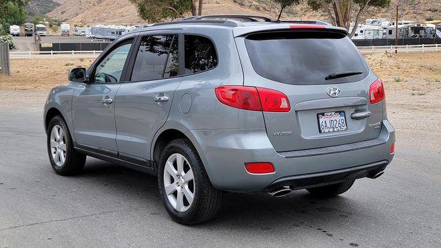 2007 Hyundai Santa Fe Limited Santa Clarita, CA 5