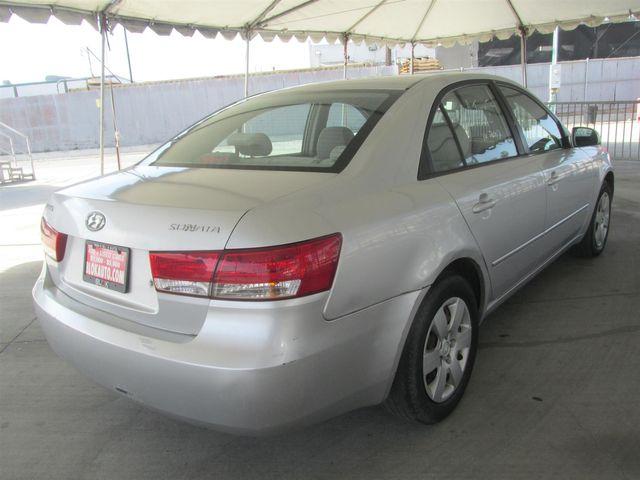 2007 Hyundai Sonata GLS Gardena, California 2