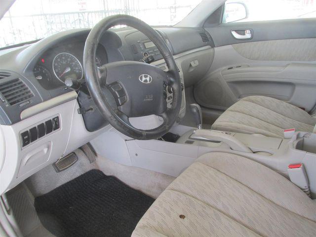 2007 Hyundai Sonata GLS Gardena, California 4