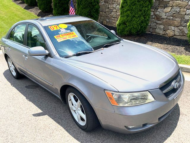 2007 Hyundai Sonata Limited in Knoxville, Tennessee 37920